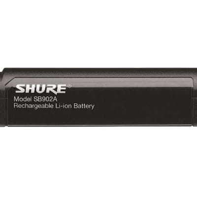 Shure SB902A Lithium Battery for GLX-D Microphones Black