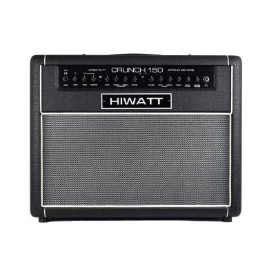 "Hiwatt Crunch 150R 150W Combo w/ 1x12"" Speaker & Spring Reverb for sale"