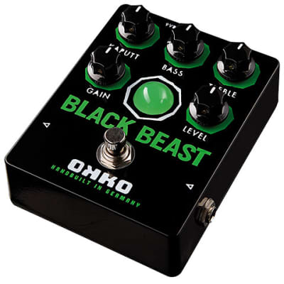 OKKO Black Beast Distortion, Fuzz for sale