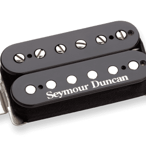 Seymour Duncan SH-6n Duncan Distortion Black Cover