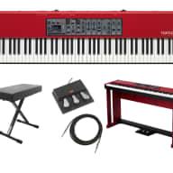 Nord Piano 3 HA-88 Virtual Hammer Action Technology NEW Piano3 HA88 BUNDLE 5