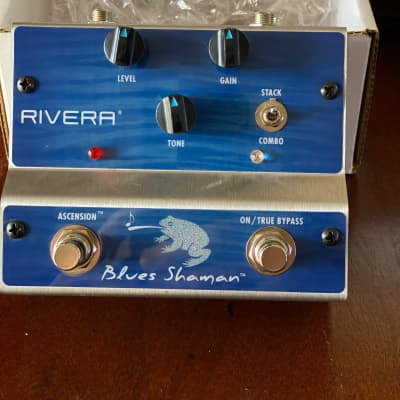 Rivera Blues Shaman Blue