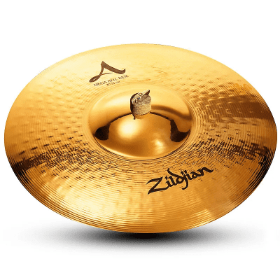"Zildjian 21"" A Custom Mega Bell Ride Cymbal"