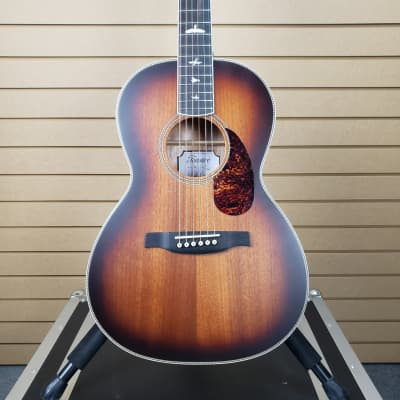 Paul Reed Smith SE Parlor P20 Acoustic Guitar in Tobacco Sunburst w/Gig Bag + FREE Shipping