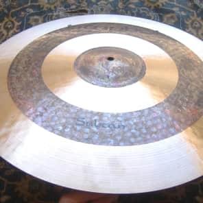"""Istanbul Mehmet 21"""" Sultan Jazz Ride Cymbal"""
