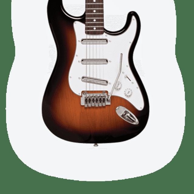 Danelectro '84 3 Tone Sunburst image