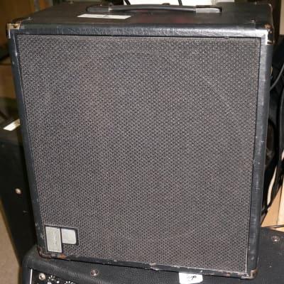 Polytone Mini-Brute III minibrute 3 Solid State Jazz Guitar Combo Amplifier Black for sale