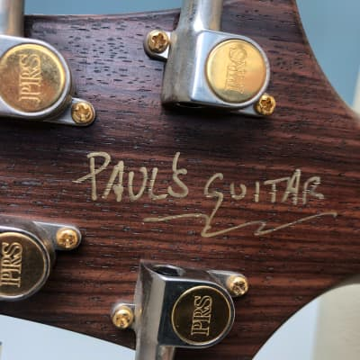 2008 PRS Modern Eagle ll  *Paul's Actual Guitar* Faded Blue Jean:  A little piece of guitar history for sale