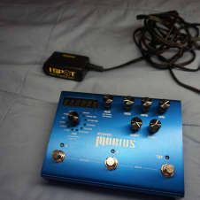 Strymon Mobius 2017 Blue