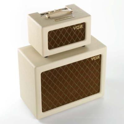 "Vox AC4TVH 4-Watt 1x12"" Mini Guitar Amp Half Stack with V112TV Cabinet"