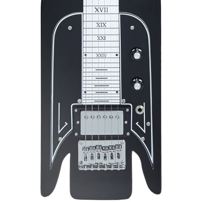 Airline Lap Steel  Black for sale