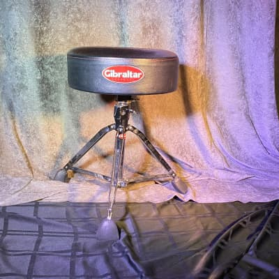 Gibraltar 9608 9600 Series Pro Round Seat Drum Throne