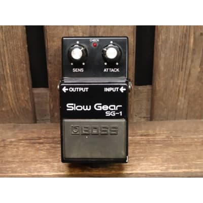 Boss SG-1 Slow Gear (s/n 12700, made in Japan) for sale