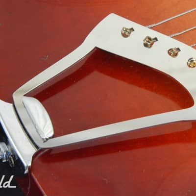 6-string harp tailpiece for Rickenbacker guitars