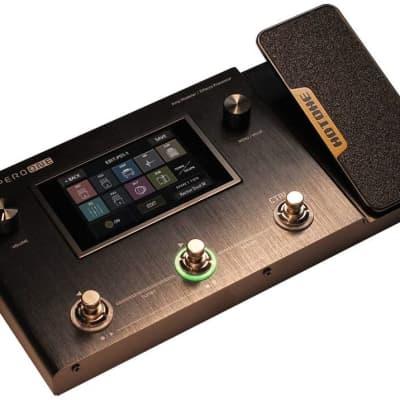 Hotone Ampero One MP-80 Guitar Bass Amp Modeling IR Cabinets Simulation Multi Language Multi-Effects