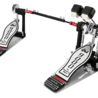 Dw 9000 Double Pedal with bag DWCP9000