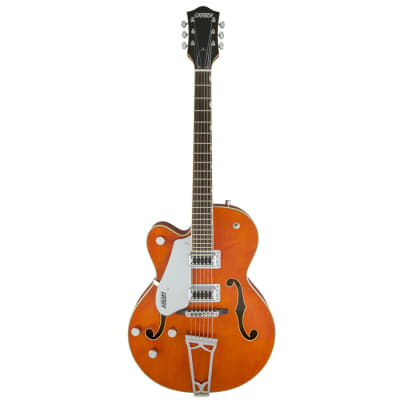Gretsch G5420LH Electromatic Hollow-Body Left-Handed - Orange Stain