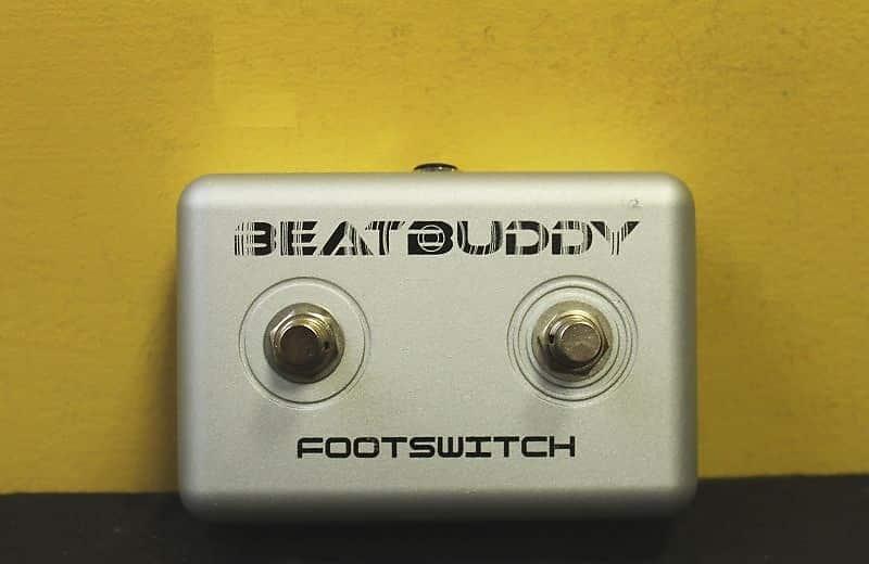 pedal drum machine beatbuddy mini footswitch reverb. Black Bedroom Furniture Sets. Home Design Ideas
