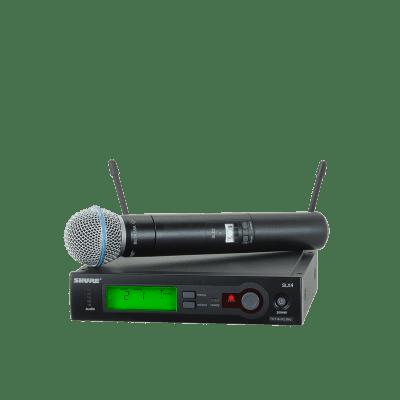 Shure SLX24 / BETA58-H5