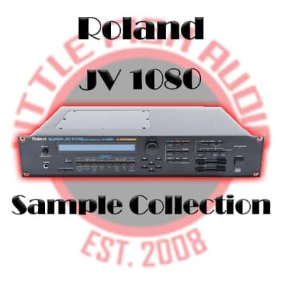 Roland JV 1080 sample collection