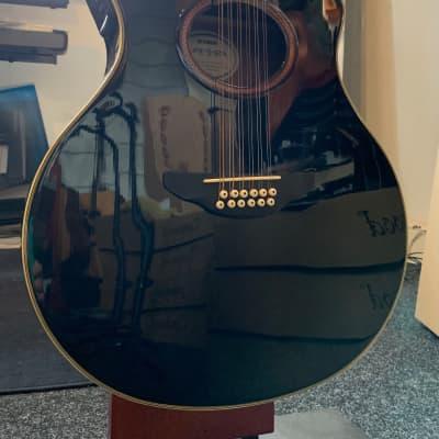 Yamaha APX-5-12A Black