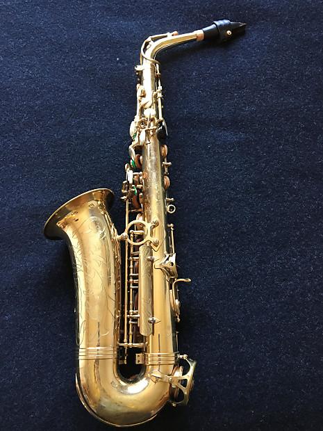 Selmer USA Omega 162 series Alto Saxophone - late 70s / early 80s