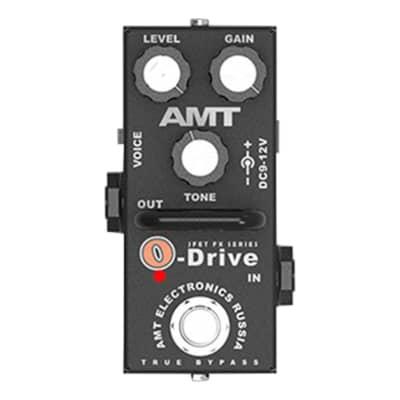 AMT Electronics E Drive Distortion