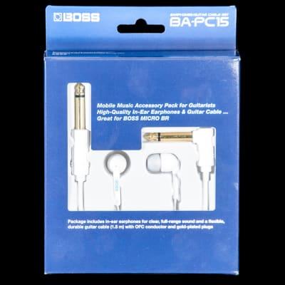 Boss BA-PC15 Micro BR Accessory Kit