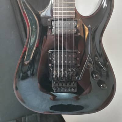 Schecter Blackjack C1 FR Black for sale