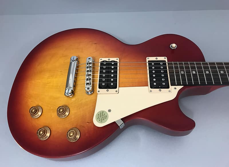 Gibson Les Paul Studio Tribute Satin Cherry Sunburst | Reverb
