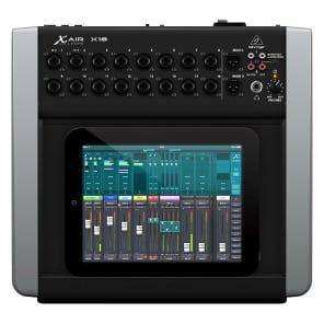 Behringer X18 18-Channel 12-Bus Digital Mixer for Tablets