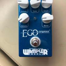 Wampler Ego v2 compressor  Blue