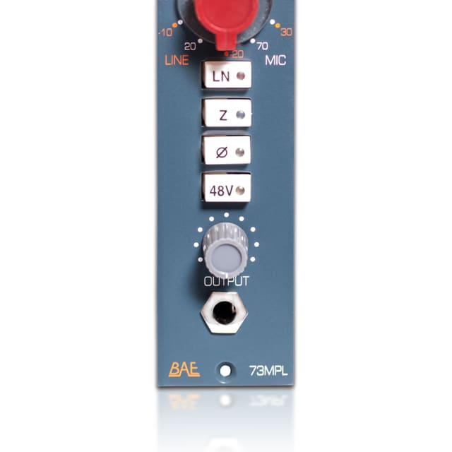 BAE 1073 MPL | 500 Series Mic Pre | Pro Audio LA image