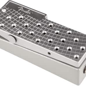 Fender FVP-1 Volume Pedal, Silver for sale