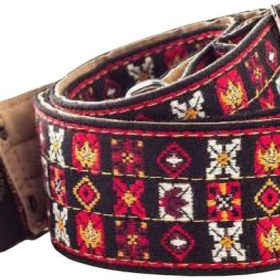 Jim Dunlop Jimi Hendrix Woodstock JH01 Guitar Strap