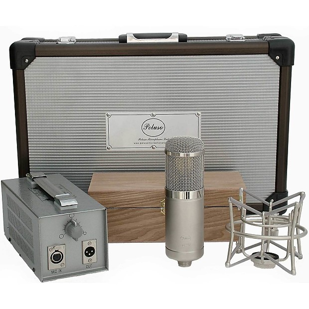 Peluso 2247 Se Zenpro Audio Reverb