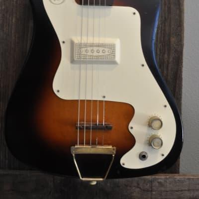Kay c1965 K100 Vanguard, Darkburst (Super Clean) for sale