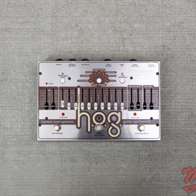 Used Electro-Harmonix Harmonic Octave Generator/Synthesizer