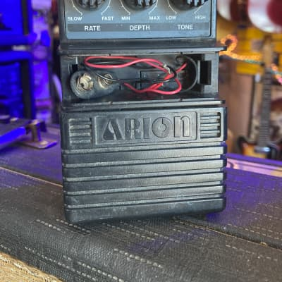 Arion SCH-1 Stereo Chorus 1980s Black for sale