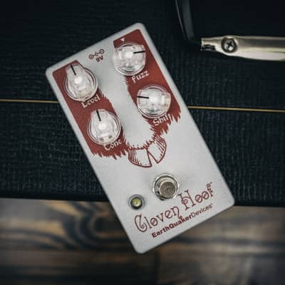Earthquaker Devices Cloven Hoof Fuzz v2 for sale