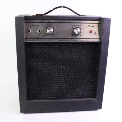 Used Kalamazoo MODEL 1 Solid State Guitar Amps