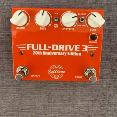 Full Tone 20th Anniversary Full Drive 3 2014