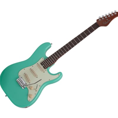 Schecter Diamond Series Nick Johnston Traditional Atomic Green - Used