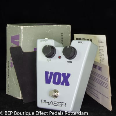 NOS Vox 1900 Phaser mid 80's s/n 0-01015 Japan as used by Billy Corgan ( Smashing Pumpkins )