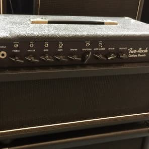Used Two Rock Custom Reverb Tube Guitar Amplifier Head for sale