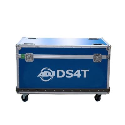 American DJ DS4278 DS4TFC10 Flight Case for Triangular Sec