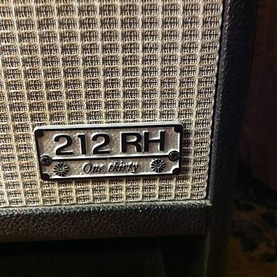 Music Man 212 Rh One Thirty Cabinet Reverb