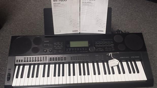 музыкальный инструмент касио стк 800 инструкция