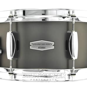 Tama Soundworks Steel Snare Drum 10x5.5