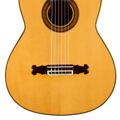 Felix Manzanero 2010 Classical Guitar Spruce/Indian Rosewood for sale